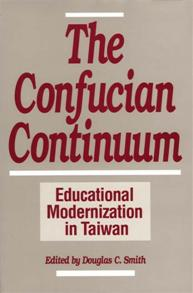 The Confucian Continuum cover image