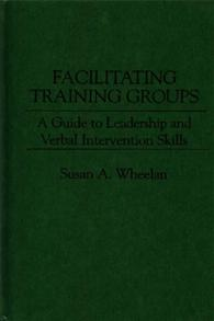 Facilitating Training Groups cover image
