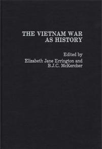 The Vietnam War as History cover image