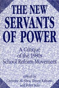 The New Servants of Power cover image