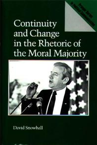 Continuity and Change in the Rhetoric of the Moral Majority cover image