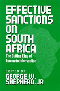 Effective Sanctions on South Africa cover image