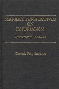 Marxist Perspectives on Imperialism cover image