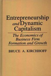 Entrepreneurship and Dynamic Capitalism cover image