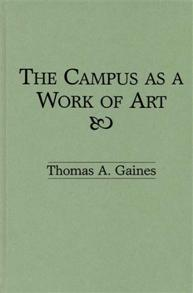 The Campus as a Work of Art cover image