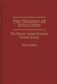 The Tragedy of Evolution cover image