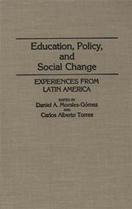 Education, Policy, and Social Change cover image