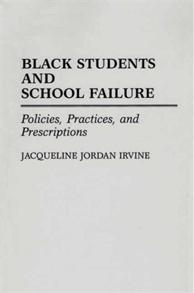 Black Students and School Failure cover image