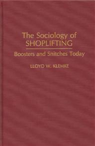The Sociology of Shoplifting cover image