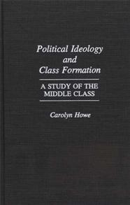 Political Ideology and Class Formation cover image