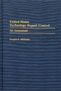United States Technology Export Control cover image