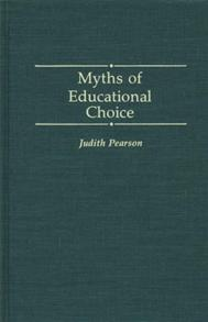 Myths of Educational Choice cover image