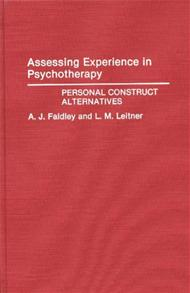 Assessing Experience in Psychotherapy cover image