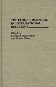 The Ethnic Dimension in International Relations cover image