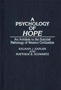 A Psychology of Hope cover image