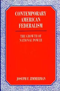 Contemporary American Federalism cover image