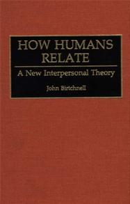 How Humans Relate cover image