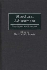 Structural Adjustment cover image