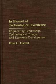 In Pursuit of Technological Excellence cover image