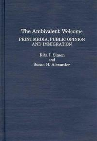The Ambivalent Welcome cover image
