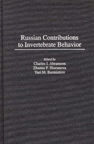 Russian Contributions to Invertebrate Behavior cover image