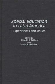 Special Education in Latin America cover image