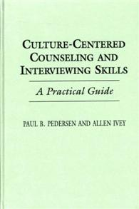 Culture-Centered Counseling and Interviewing Skills cover image