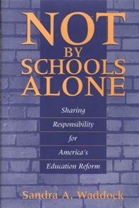 Not by Schools Alone cover image