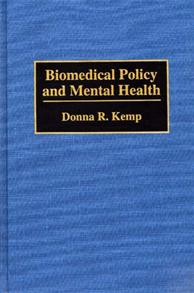 Biomedical Policy and Mental Health cover image