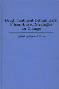 Drug Treatment Behind Bars cover image