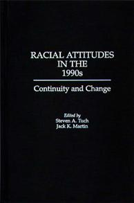 Racial Attitudes in the 1990s cover image