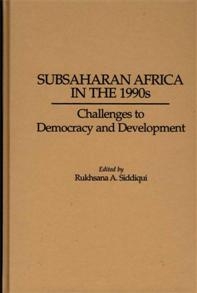 Subsaharan Africa in the 1990s cover image