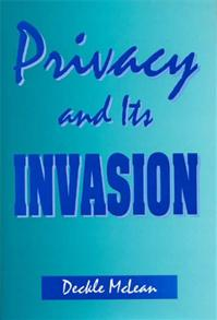 Privacy and Its Invasion cover image