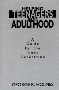 Helping Teenagers into Adulthood cover image