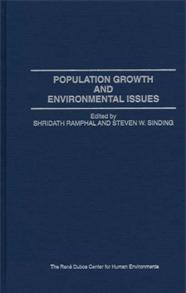 Population Growth and Environmental Issues cover image