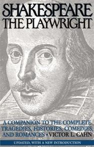 Shakespeare the Playwright cover image