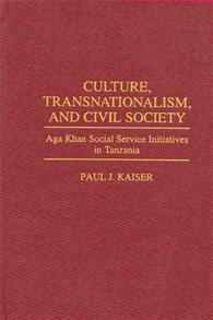 Culture, Transnationalism, and Civil Society cover image