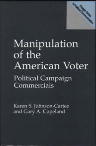 Manipulation of the American Voter cover image