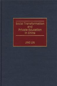 Social Transformation and Private Education in China cover image
