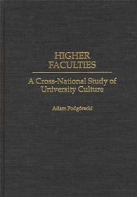 Higher Faculties cover image