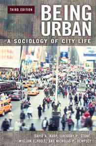 Being Urban cover image