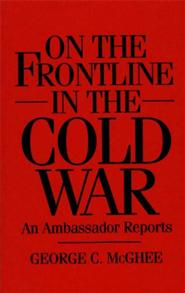 On the Frontline in the Cold War cover image