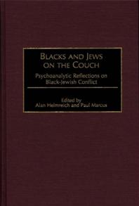 Blacks and Jews on the Couch cover image