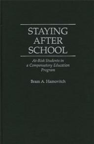 Staying After School cover image