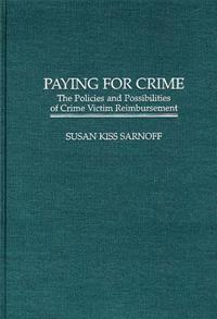 Paying for Crime cover image