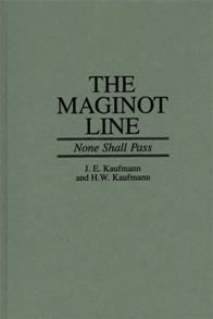 The Maginot Line cover image