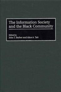 The Information Society and the Black Community cover image