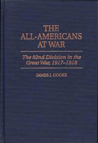 The All-Americans at War cover image