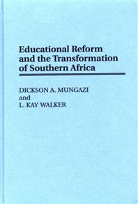 Educational Reform and the Transformation of Southern Africa cover image