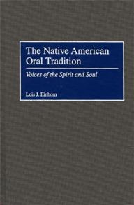 The Native American Oral Tradition cover image